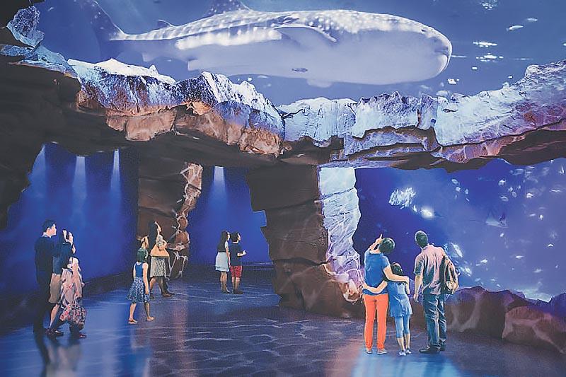 Wanda Commercial – Nanchang Aquarium