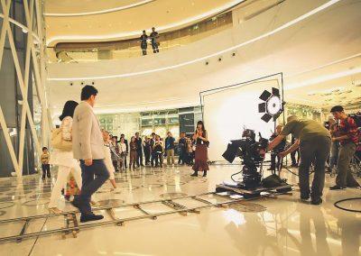 Wanda Commercial – Qingdau Mall